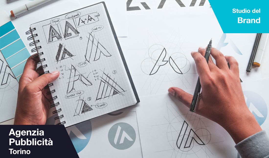 Agenzia pubblicità Torino - Studio del brand