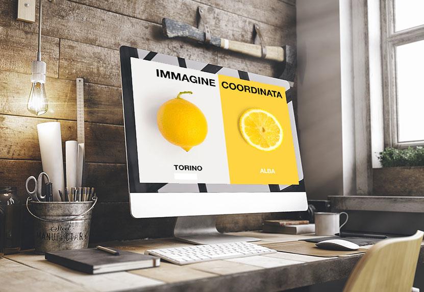 Brand identity & immagine coordinata torino
