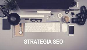 Strategia SEO Agenzia Web