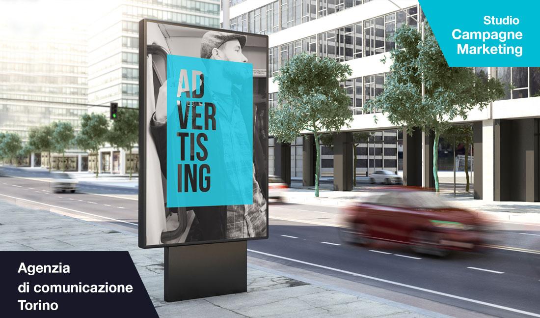 Agenzia di Comunicazione Torino | studio campagne marketing