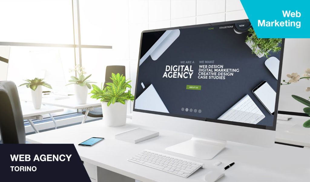 Web agency Torino - Agenzia internet e web marketing