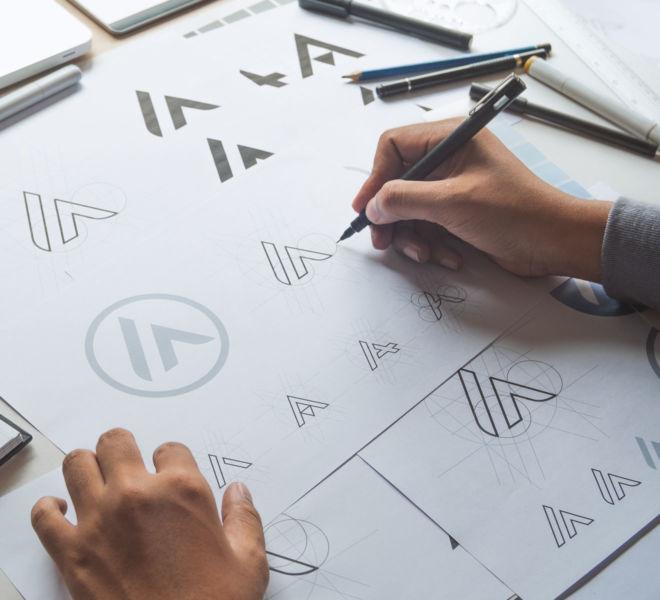 brand identity Torino - studio del logo