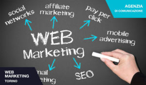 Agenzia web marketing Torino - Realizzazione Siti Web Torino