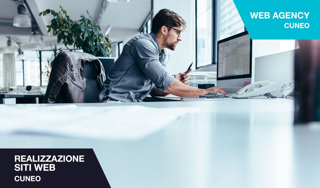 Realizzazione siti web Cuneo - Web agency Cuneo