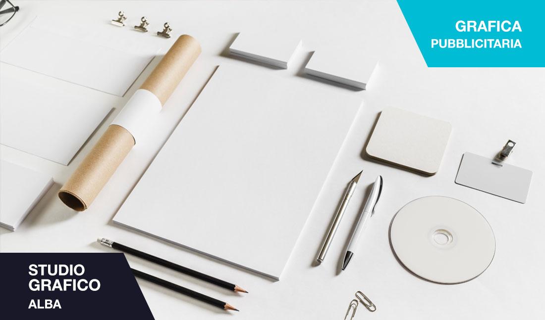 studio grafico Alba - brand identity
