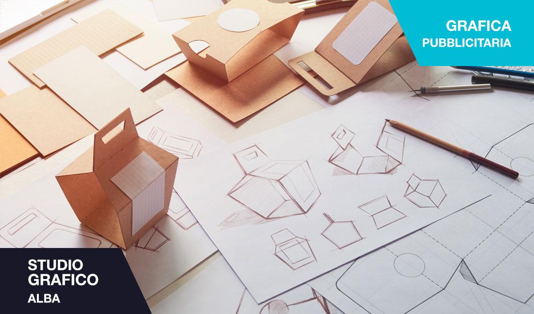 studio grafico Alba - packaging design